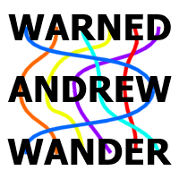 Anagrams of Andrew